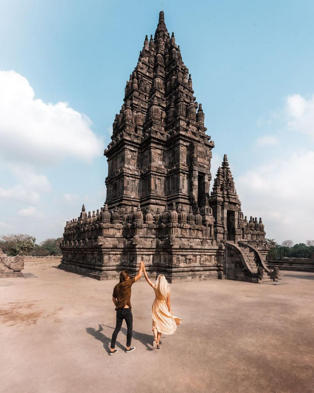 Love Dedication of Prambanan